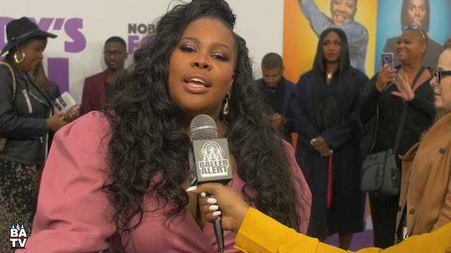 Amber Riley Shares The One Song That ...