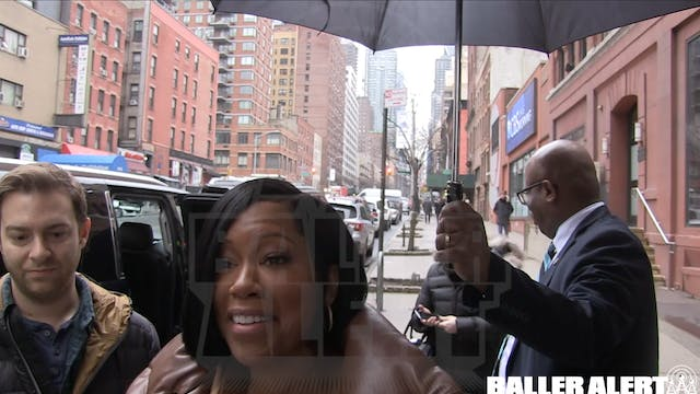 Regina King Talks Her Vow In Golden G...