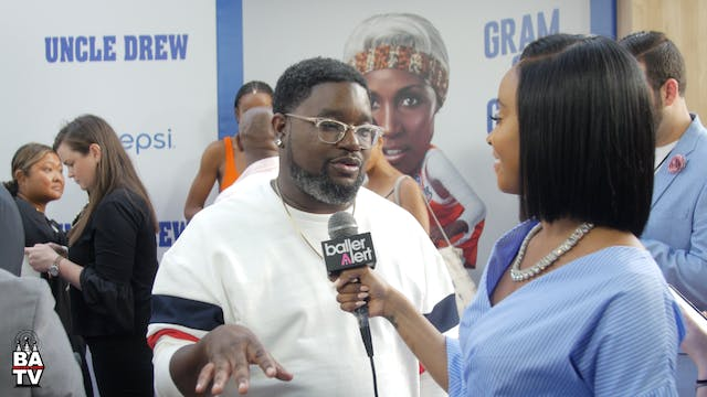 Lil Rel Howery Talks 'Uncle Drew' & N...