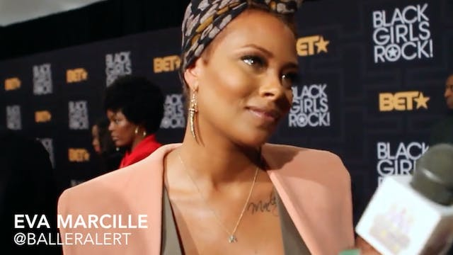 Eva Marcille Gushes About Motherhood