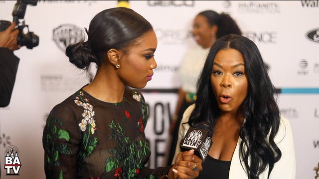"Golden Brooks Talks ""Girlfriends"" Mov..."