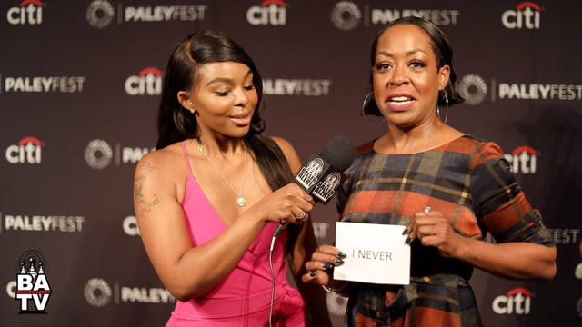 Tichina Arnold Plays 'Never Have I Ever'