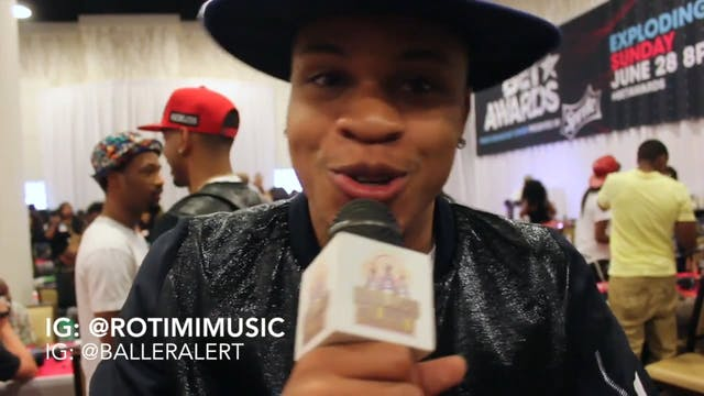 Rotimi Talks His Role On POWER and More