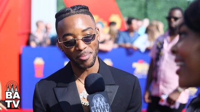"Algee Smith Talks ""Euphoria"" and New ..."