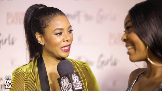 Regina Hall Talks New Movie, Girls Tr...