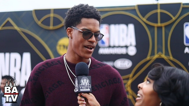 Shareef O'Neal Talks His Recovery, Artists He's Listening To & More!