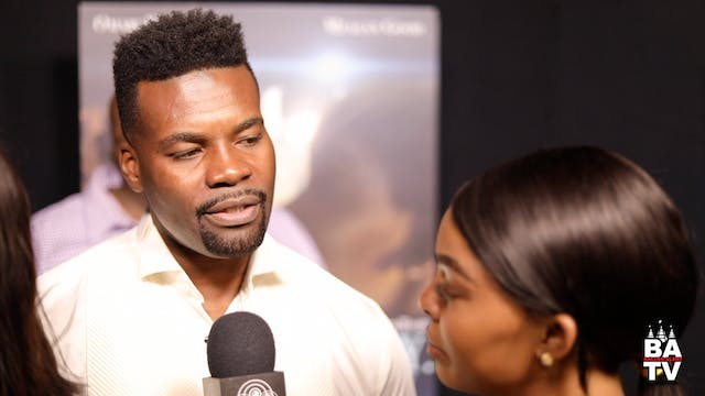 Amin Joseph Talks Not Compromising Fo...