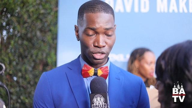 Tarell Alvin McCraney Talks Creating 'David Makes Man,' Story-Telling & More!