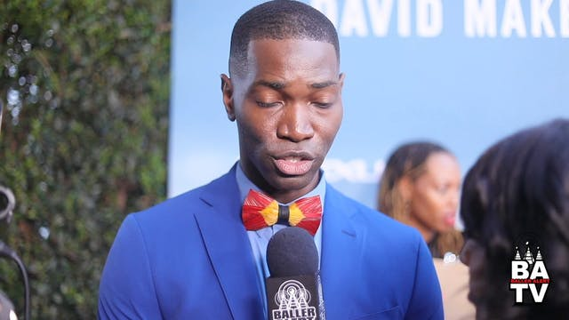 Tarell Alvin McCraney Talks Creating ...