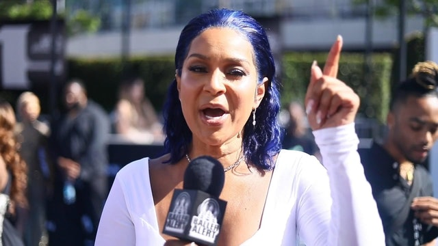 "Lisa Raye Talks Her New Crime Show ""Murder in The Thirst"" and More!"