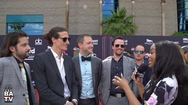 The Revivalists talk to us on the BBM...