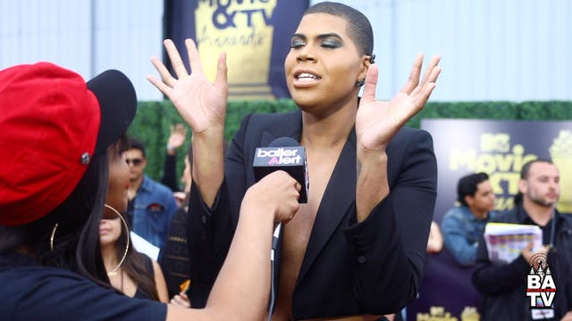 EJ johnson Doesn't Mind Being A #Ball...