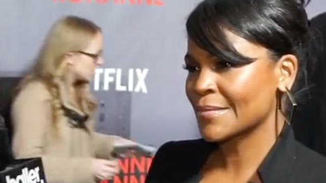 Nia Long talks her favorite female ra...