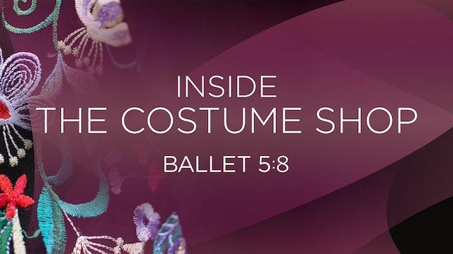 Inside the Costume Shop