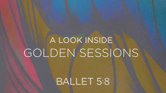 Behind Golden Sessions