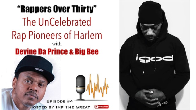 R.O.T. Podcast #4 Da Prince Devine and Big B