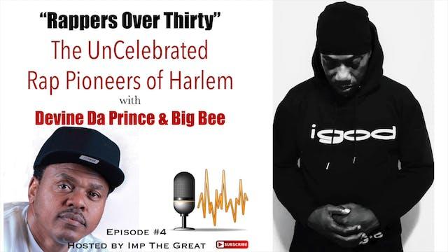 R.O.T. Podcast #4 Da Prince Devine an...