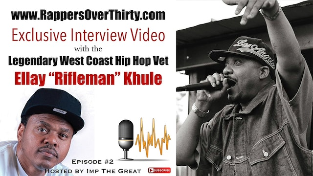 "R.O.T. Podcast #2 with Ellay ""Rifleman"" Khule"