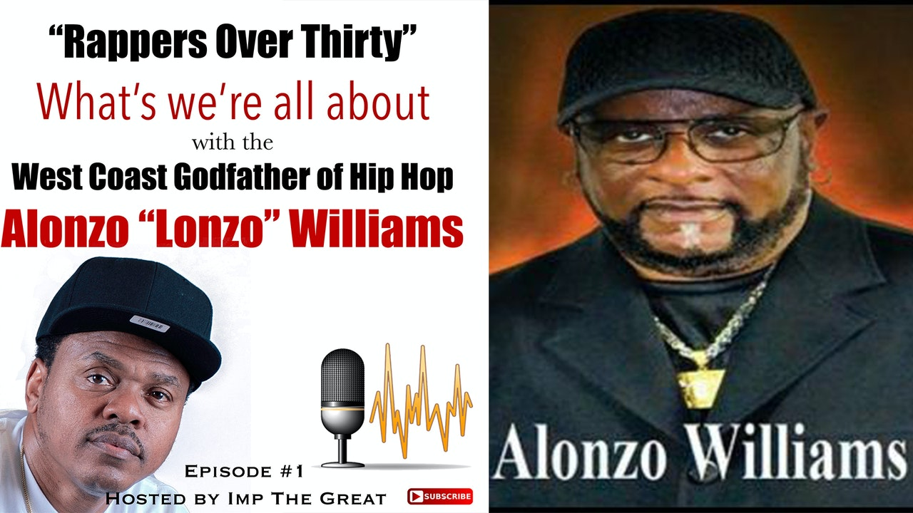 Rappers Over Thirty Podcast Series