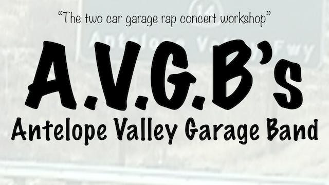 Antelope Valley Garage Band