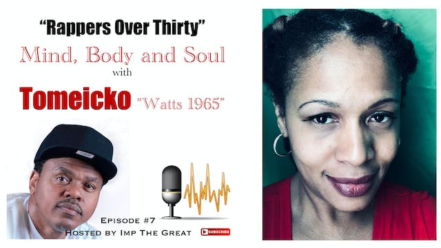 R.O.T. Podcast #7 Mind Body and Soul ...