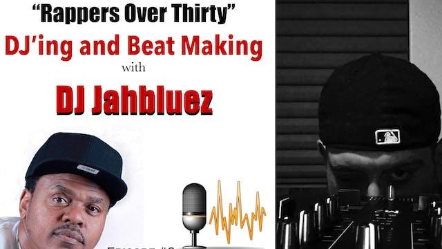 R.O.T. Podcast #6 with DJ Jahbluez