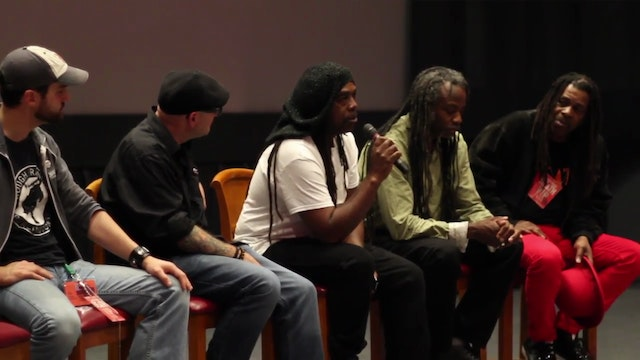 Vermont International Film Festival Q&A