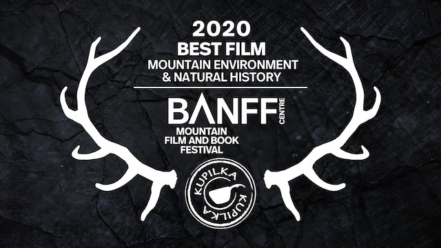 Best Film - Mountain Environment and Natural History Award Presentation