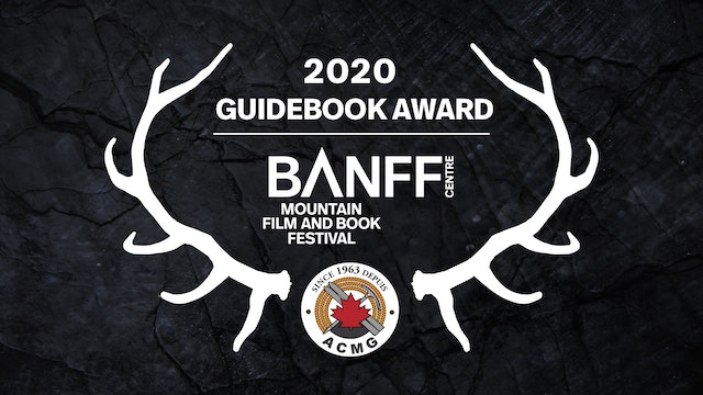 Banff Mountain Book Competition Guidebook Award Presentation