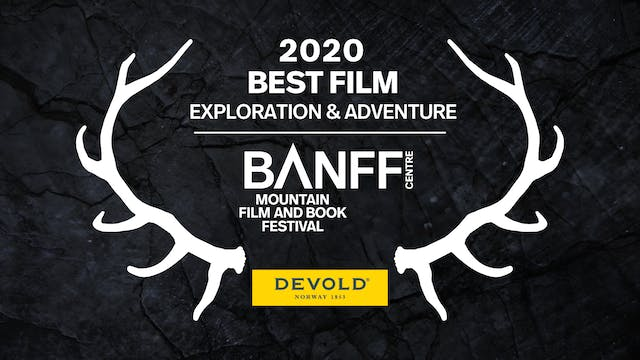 Best Film - Exploration and Adventure...