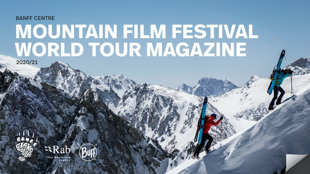Banff Centre Mountain Film Festival World Tour Magazine