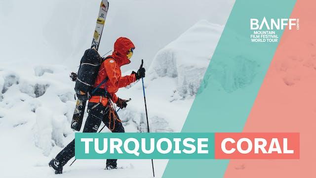 2020/21 World Tour Bundle - Turquoise & Coral