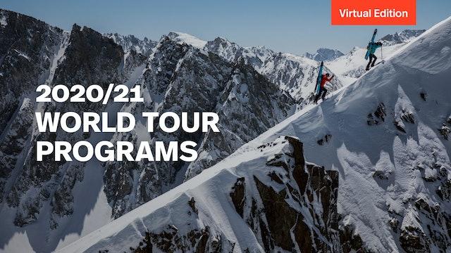2020-21 World Tour Programs