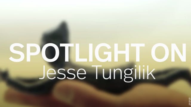 Spotlight: Jesse Tungilik