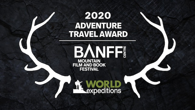 Banff Mountain Book Competition Adventure Travel Award Presentation