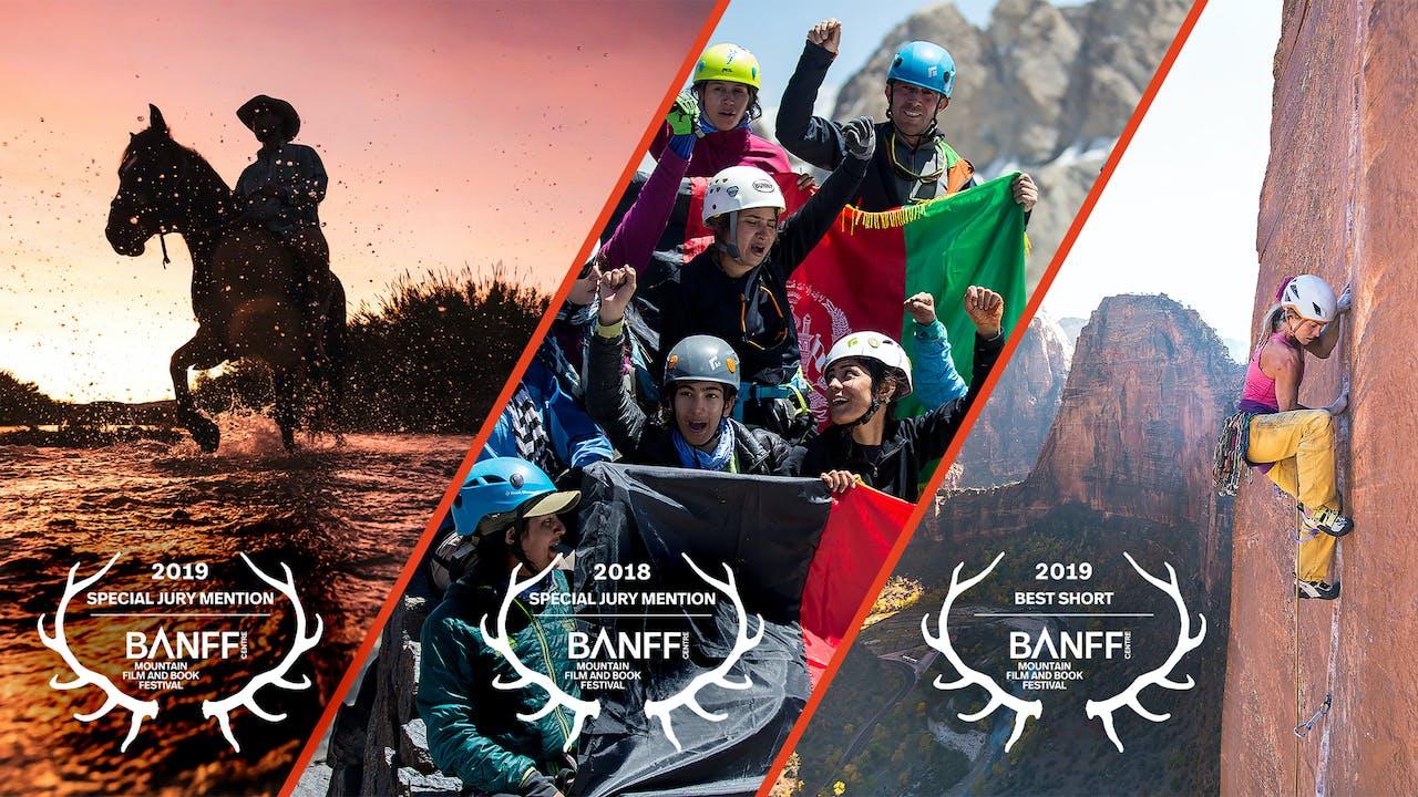 Award Winners: Monthly Film Series – April