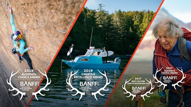 Award Winners: Monthly Film Series – June