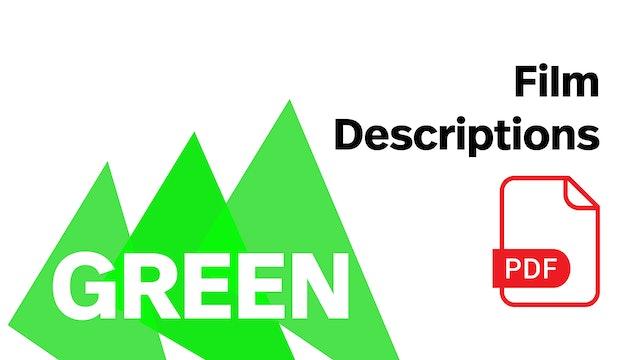 Films - Green