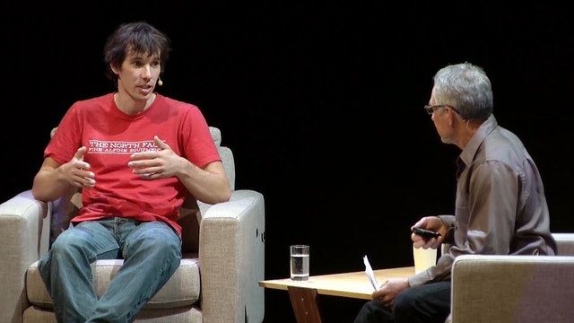 Best of the Fest: Alex Honnold + Greg Child