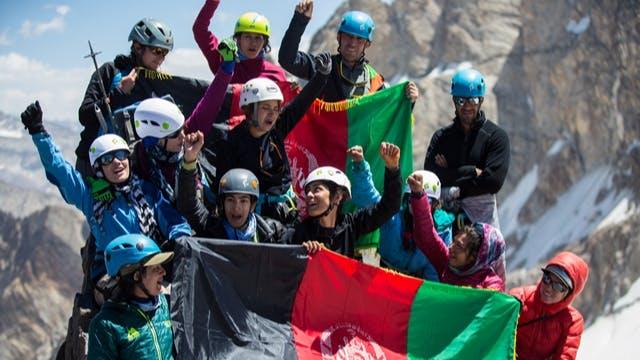 Ascending Afghanistan