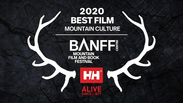 Best Film - Mountain Culture Award Presentation