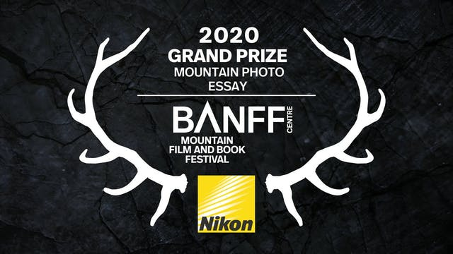 Mountain Photo Essay Award Presentation