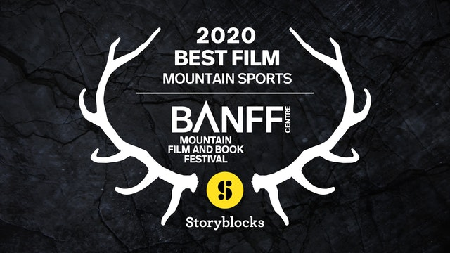 Best Film - Mountain Sports Award Presentation