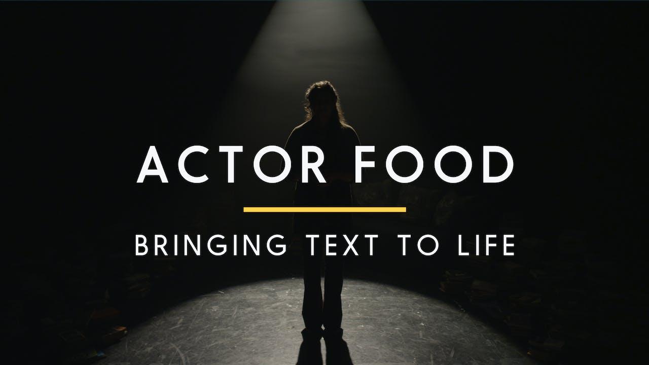 Bringing Text to Life