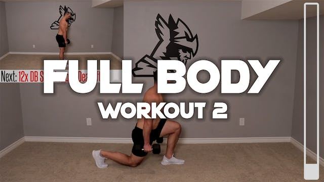 Full Body Workout #2