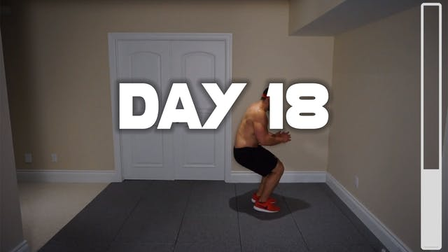 Day 18: Fat Burning Workout #3