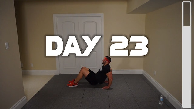 Day 23: Upper Body Workout
