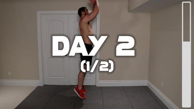 Day 2 (1/2): Warm-Up Routine