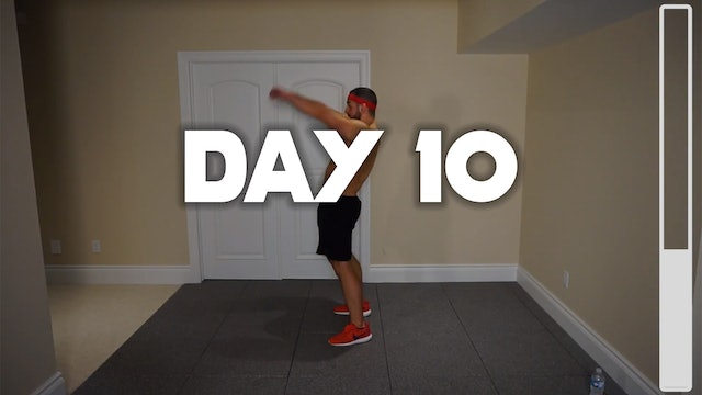 Day 10: Lower Body Workout