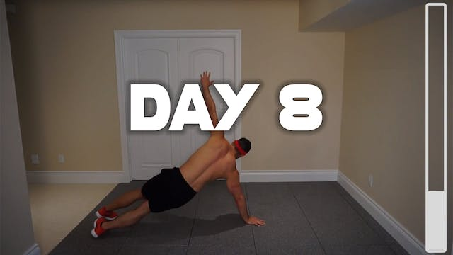 Day 8: Fat Burning Workout #2